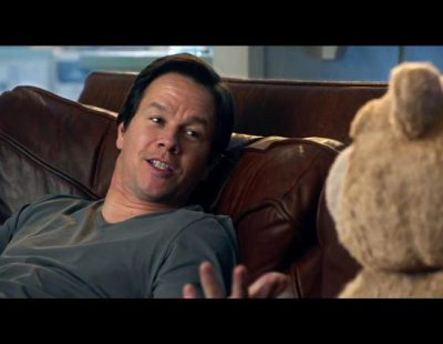 "Tráiler de ""Ted 2"" de la Super Bowl 2015"