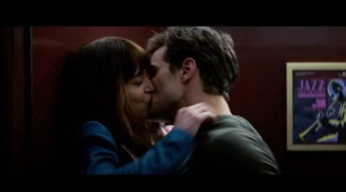 "Tráiler de ""50 sombras de Grey"" de la Super Bowl 2015, con Jamie Dornan y Dakota Johnson"