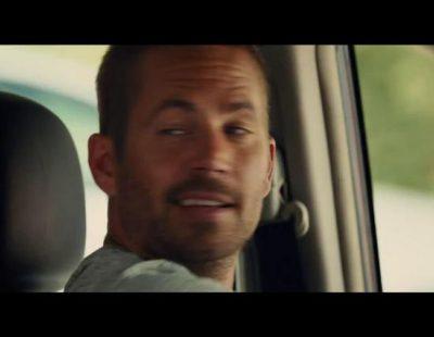 """Tráiler de """"Furious 7"""" con Paul Walker de la Super Bowl 2015"""