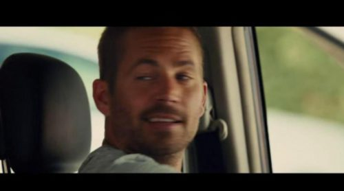 "Tráiler de ""Furious 7"" con Paul Walker de la Super Bowl 2015"
