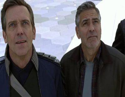 """Tráiler de """"Tomorrowland"""" de la Super Bowl 2015, con George Clooney y Hugh Laurie"""