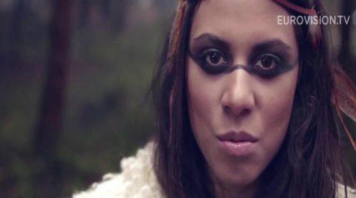 """Mélanie René interpreta """"Time to shine"""", la canción seleccionada por Suiza para Eurovisión 2015"""