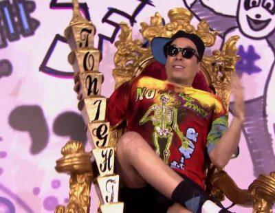 Jimmy Fallon recrea la cabecera de 'El príncipe de Bel-Air'