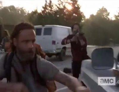 Primeros dos minutos del esperado nuevo episodio de la quinta temporada de 'The Walking Dead'