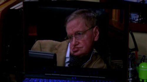 Así fue el tercer cameo de Stephen Hawking en 'The Big Bang Theory'