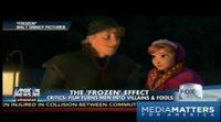 """FOX News analiza el """"efecto Frozen"""" que idiotiza a los hombres"""