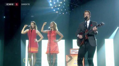 """Anti Social Media representará a Dinamarca en Eurovisión 2015 con """"The way you are"""""""