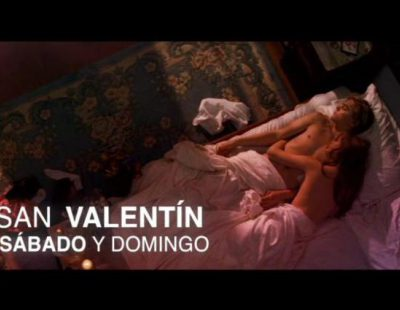Promo especial de Cosmopolitan TV con motivo de San Valentín