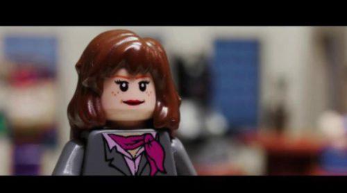 """Tráiler de """"Cincuenta sombras de Grey"""" protagonizado por Legos"""