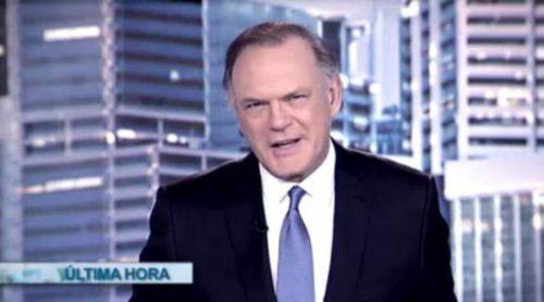 """Pedro Piqueras promociona el adiós de 'Hable con ellas': """"Chicas, os queda un telediario"""""""