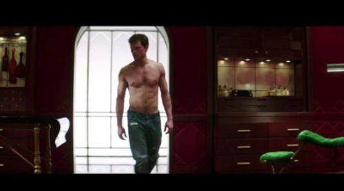 """Descubre el lado oscuro de Christian Grey en """"Cincuenta sombras de Grey"""""""