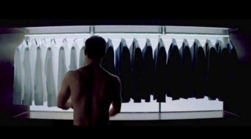 """Las """"sombras"""" de Christian Grey en """"Cincuenta sombras de Grey"""""""
