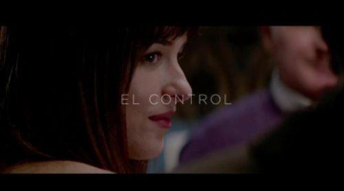 """Spot de """"Cincuenta sombras de Grey"""": """"Perderás el control"""""""