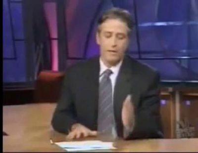 El emotivo monólogo de Jon Stewart, llorando tras el 11-S