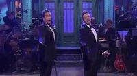 El rap de Justin Timberlake y Jimmy Fallon en el 40 aniversario de 'Saturday Night Live'