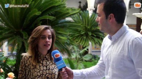 """María León: """"'Allí Abajo' no es 'Ocho apellidos vascos', espero tener sólo en común los espectadores"""""""