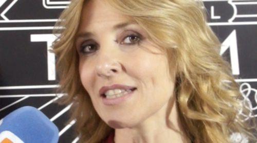 """Cayetana Guillén Cuervo: """"Irene, mi personaje en 'El Ministerio del Tiempo', es lesbiana y viaja en el tiempo para ligar"""""""