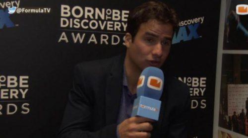 """Álvaro Onieva: """"Discovery MAX tiene la cualidad de promover deportes minoritarios"""""""