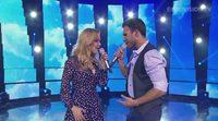 """Monika Linkyte y Vaidas Baumila interpretan """"This Time"""", tema con el que representarán a Lituania en Eurovisión 2015"""