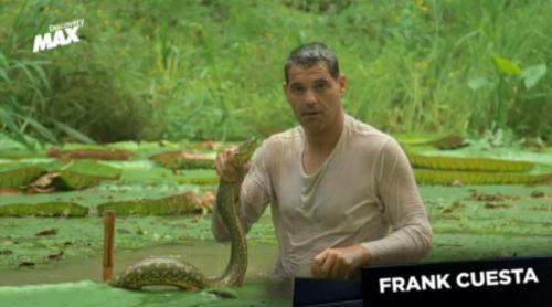 Frank Cuesta (Talento del Año), ganador del Born to Be Discovery Awards