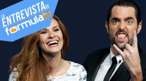 """Dani Mateo: """"Vasile es un empresario espectacular, pero fijo que no ve Telecinco. Seguro que está en su casa oyendo ópera"""""""