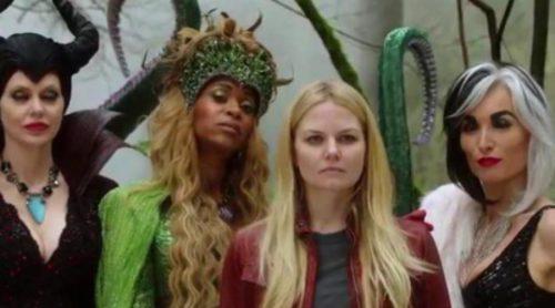 Úrsula, Maléfica y Cruella de Vil juntas en el avance de de 'Once Upon a Time'