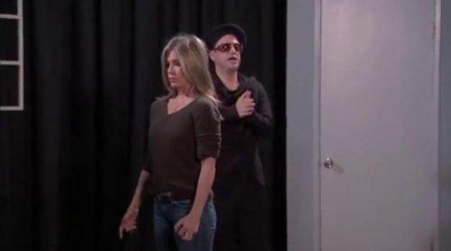 Jimmy Kimmel da clases de interpretación a famosos como Jennifer Aniston o Gary Oldman