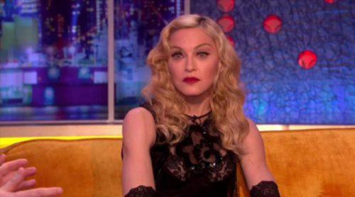 """Madonna habla sobre su caída: """"Me hice daño en la cabeza, no en el culo"""""""