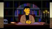 Recordamos una de las apariciones más míticas de Leonard Nimoy en 'Los Simpson'