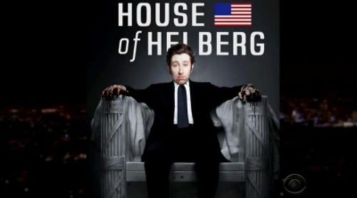 Kunal Nayyar y Simon Helberg parodian 'House of Cards'