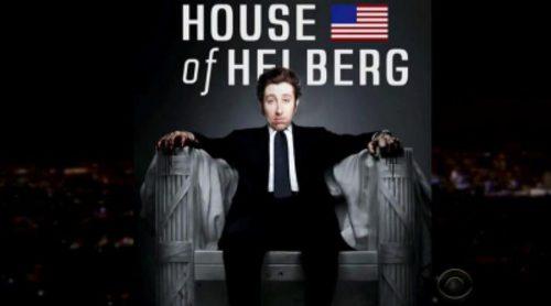 Kunal Nayyar y Simon Helberg parodian 'House of Cards'