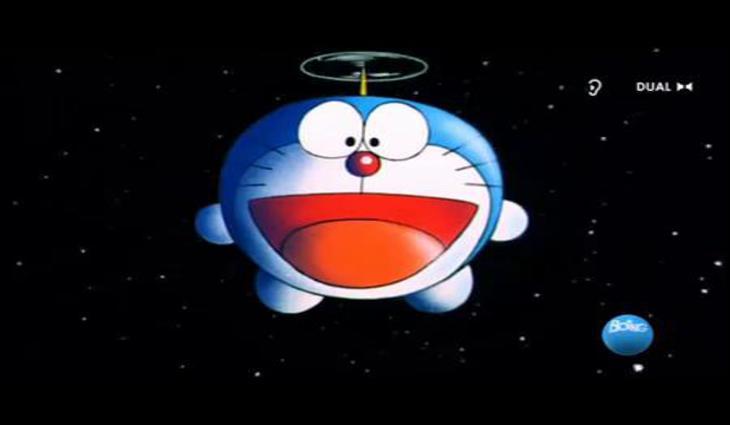 Cabecera De Doraemon El Gato Cósmico Vídeo Formulatv