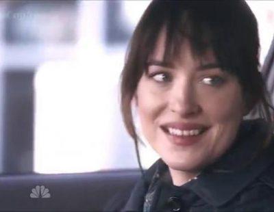 Polémica parodia del Estado Islámico en 'Saturday Night Live' protagonizada por Dakota Johnson