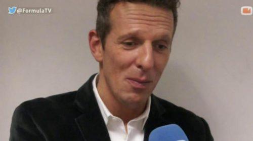 """Joaquín Prat: """"Los seis años que llevo en Telecinco han sido los mejores de mi vida"""""""