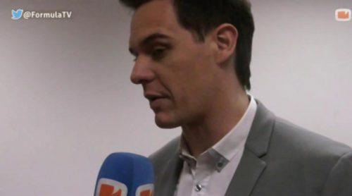 """Christian Gálvez :""""El mejor momento de mi carrera fue cuando me dijeron que tenía que presentar 'Pasapalabra'"""""""