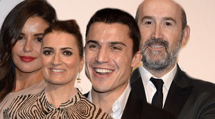 Fotogramas de Plata: Álex González, Silvia Abril, Javier Cámara, Marta Torné, Rodolfo Sancho, Raphael y Javier Calvo