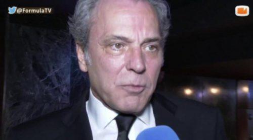 """José Coronado: """"Luis Sanz de 'Periodistas' lo llevo en el corazón, fue una serie que marcó estilo"""""""