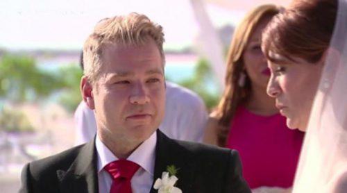 """Toñi se casa con Laurent: """"Todavía no lo he asimilado bien. Era todo lo contrario que yo me esperaba"""""""
