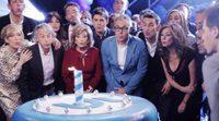 Así se grabó el spot de celebración del 25º aniversario de Telecinco