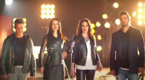 Primer avance de 'La Voz 3' con Alejandro Sanz, Malú, Laura Pausini y Antonio Orozco