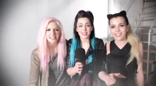 Sweet California versiona la canción de 'Bob Esponja'