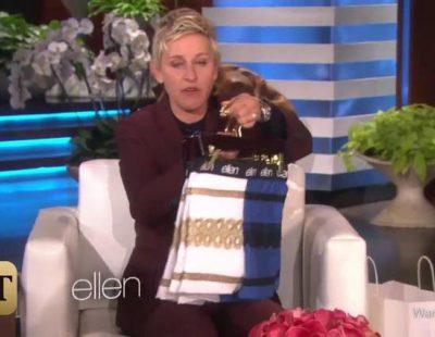 ¿Azul y negro? ¿blanco y dorado? Los dueños del vestido más famoso de internet cuentan a Ellen DeGeneres cómo empezó todo