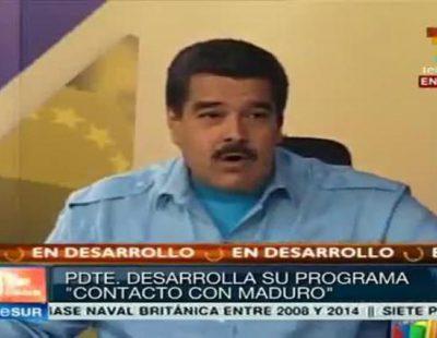 """Nicolás Maduro, presidente de Venezuela, se considera fan de 'Aquí no hay quien viva': """"Es demasiado buena"""""""