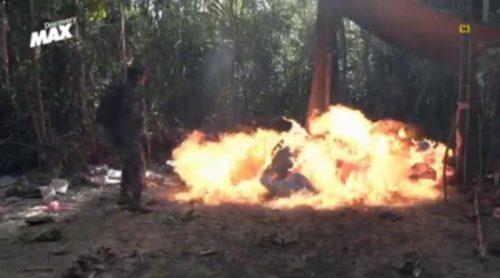 """David Beriain se adentra en el mundo de la cocaína en 'Amazonas clandestino': """"Si te descubren o matas o sales muerto"""""""