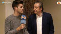 """Josep Pedrerol: """"Ficharía para 'El chiringuito de Jugones' a Mourinho y a Guardiola y haría cada semana un cara a cara"""""""