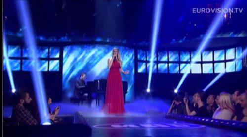 """Maria Elena Kyriakou representará a Grecia en el Festival de Eurovisión 2015 con el tema """"One Last Breath"""""""