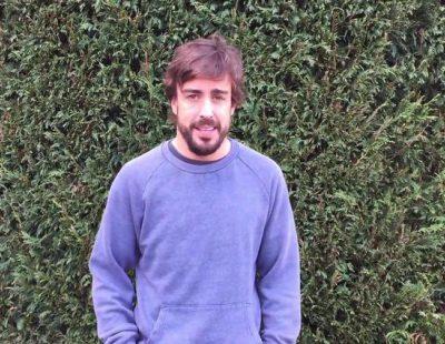 """Fernando Alonso: """"Estoy perfectamente. Muy pronto nos vemos en la pista"""""""