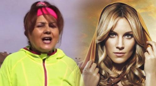 """Amalia Valero se vuelve a adelantar a Edurne estrenando antes el videoclip de """"Amanecer"""""""