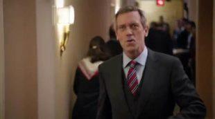 Primera aparición de Hugh Laurie en 'Veep'