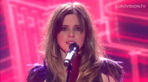 """Leonor Andrade representa a Portugal en Eurovisión 2015 con """"Há um mar que nos separa"""""""